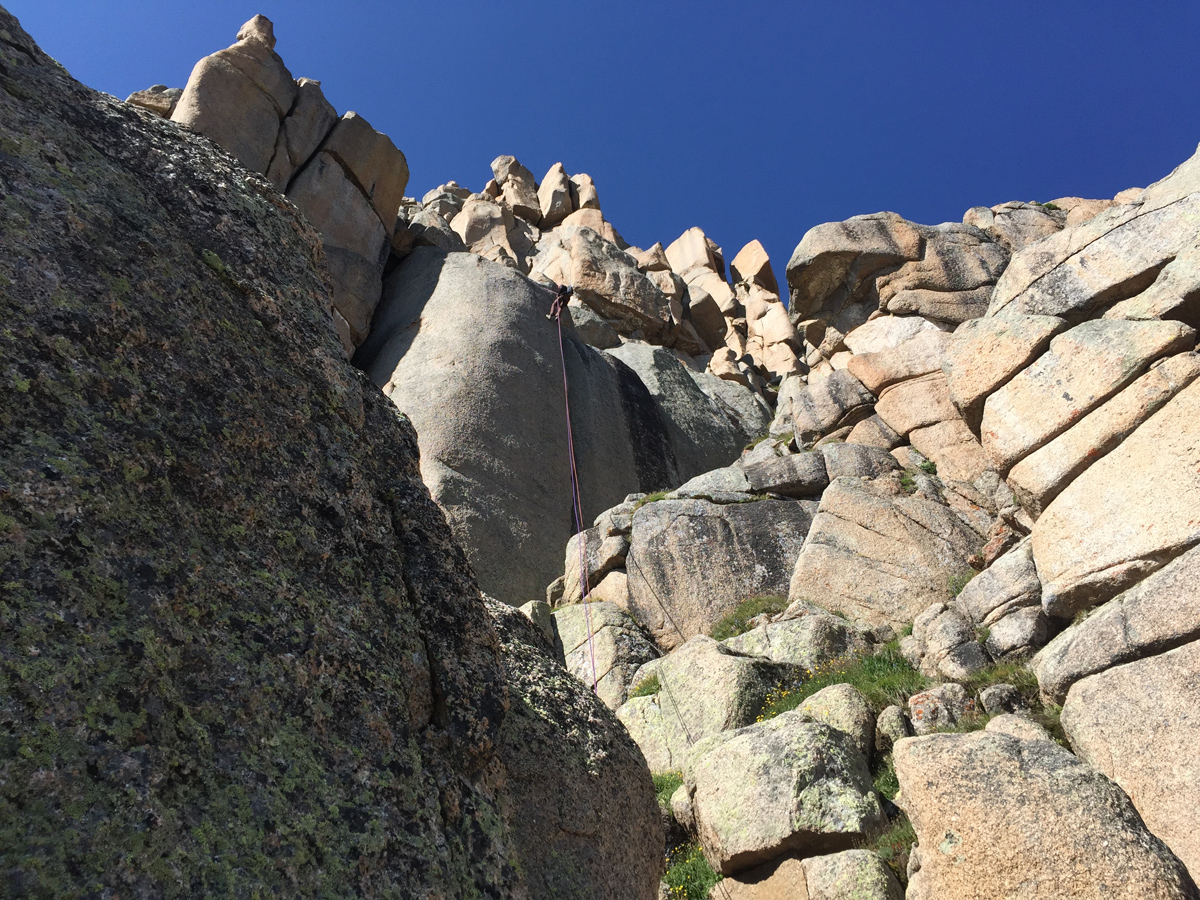 Jagged Mountain Rappels