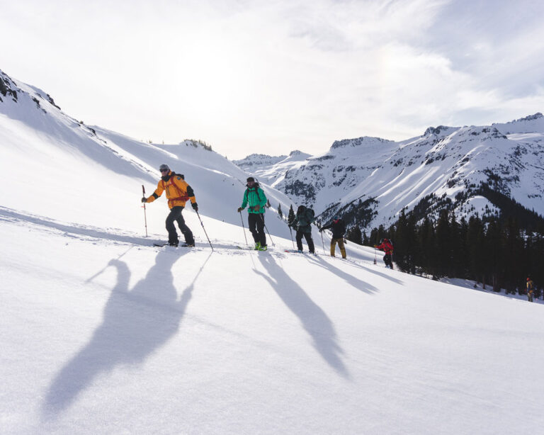 Continued avalanche education